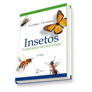 Livro - Insetos - Fundamentos da Entomologia - Gullan