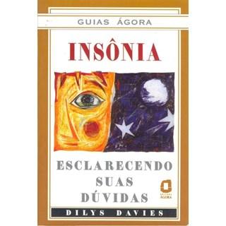 Livro - Insônia - Esclarecendo Suas Dúvidas - Davies