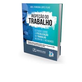 Livro - Inspeção do Trabalho - Lopes Filho