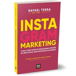 Livro Instagram Marketing - Terra - Dvs