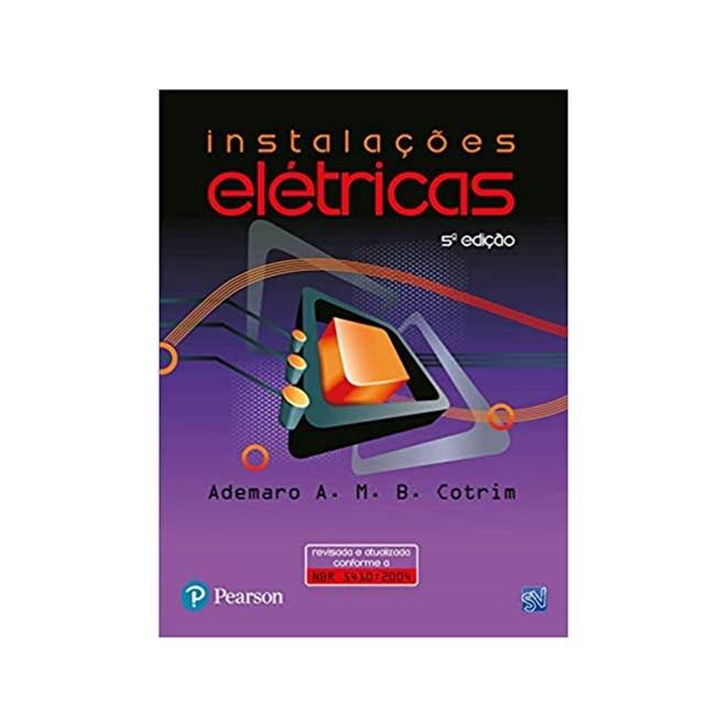 Livro - Instalações Elétricas  - Cotrim