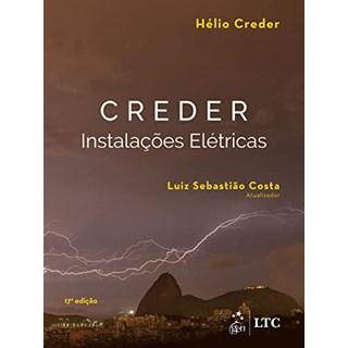 Livro - Instalações Elétricas - Creder - LTC