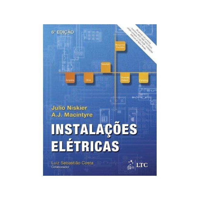 Livro - Instalações Elétricas - Niskier
