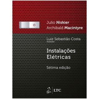 Livro Instalações Elétricas - Niskier - Ltc