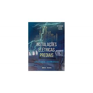 Livro - Instalações Elétricas Prediais - Cavalin
