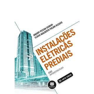 Livro - Instalações Elétricas Prediais - Gebran