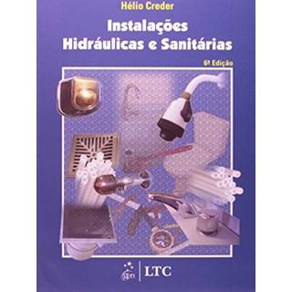 Livro - Instalações Hidráulicas e Sanitárias - Creder