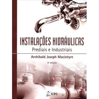 Livro - Instalações Hidráulicas - Prediais e Industriais - Macintyre