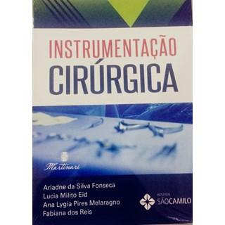 Livro Instrumentação Cirúrgica - Fonseca - Martinari