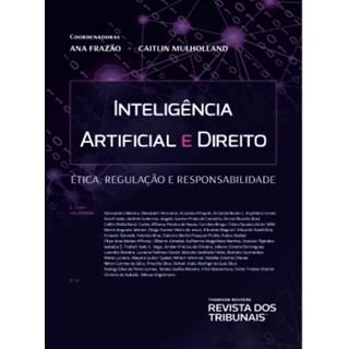 Livro - Inteligência Artificial e Direito - Revista dos Tribunais