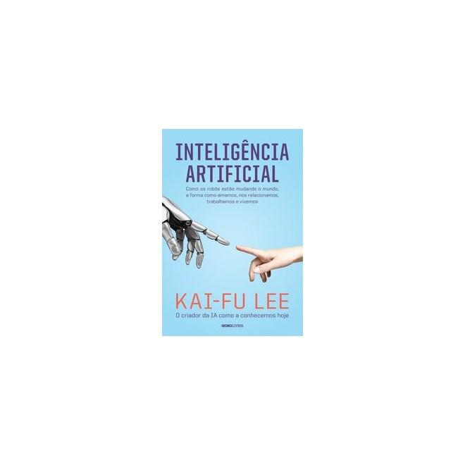 Livro - Inteligência artificial - Lee 1º edição