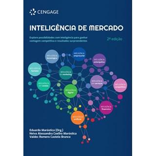 Livro Inteligência de Mercado - Maróstica - Cengage