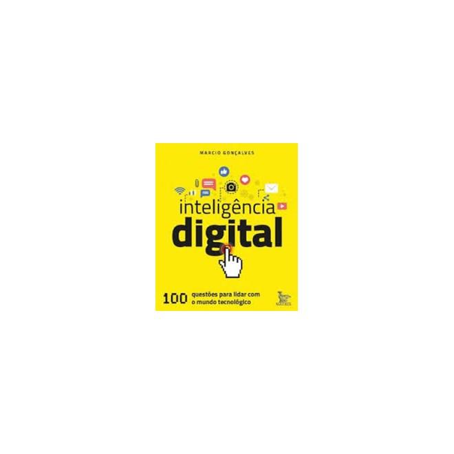 Livro - Inteligência Digital - Gonçalves - Baralho