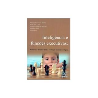 Livro - Inteligência e Funções Executivas - Seabra