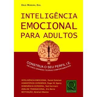 Livro - Inteligencia Emocional Para Adultos - Moreira