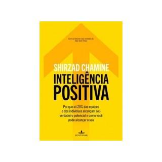 Livro Inteligência Positiva - Chamine - Fontanar