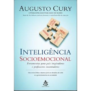 Livro - Inteligência Socioemocional - Augusto Cury