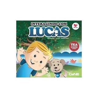 Livro - Interagindo com Lucas - Serra