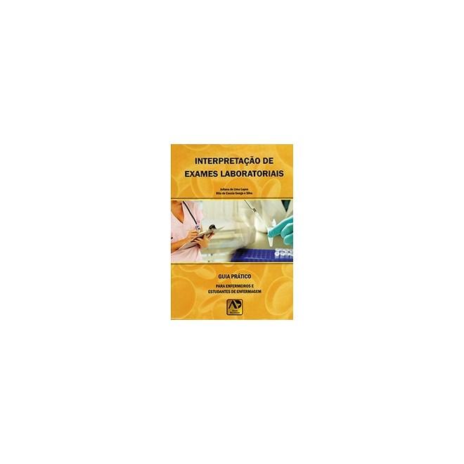 Livro - Interpretação de Exames Laboratoriais - Lopes
