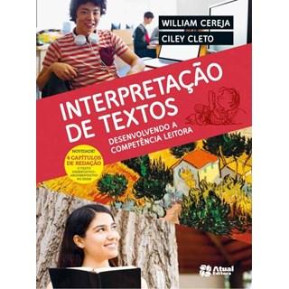Livro - Interpretação de Texto - Cereja - Atual