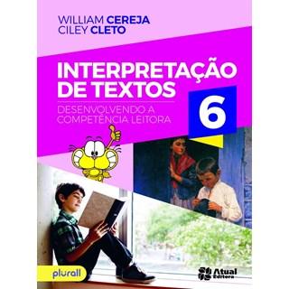 Livro - Interpretação de Textos - 6º Ano - Cereja