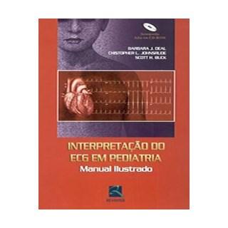 Livro - Interpretação do ECG em Pediatria - Manual Ilustrado - Deal