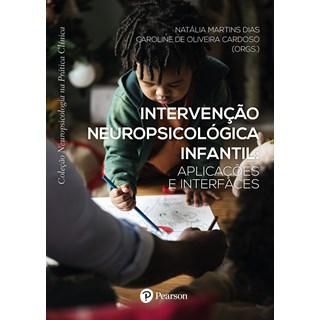 Livro - Intervenção Neuropsicológica Infantil - Mattos - Pearson