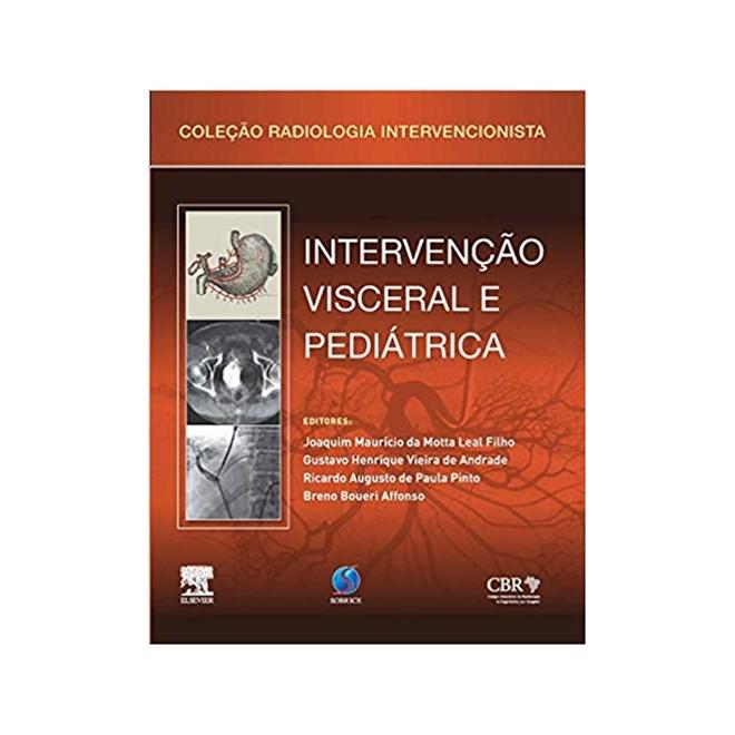 Livro - Intervenção Visceral e Pediátrica - CBR