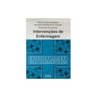 Livro - Intervenções de Enfermagem - Glagliazzi