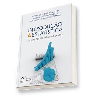 Livro - Intodução à Estatística - Aplicações em Ciências Exatas - Mattos