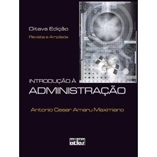 Livro - Introdução à Administração