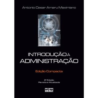 Livro - Introdução á Administração - Maximiano