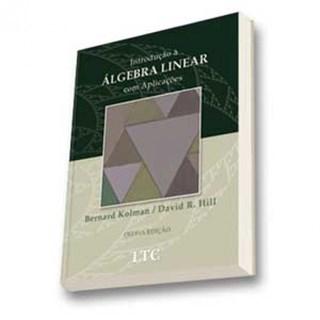 Livro - Introdução à Álgebra Linear com Aplicações - Kolman