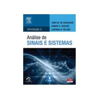 Livro - Introdução a Analise de Sinais e Sistemas - Gurjão