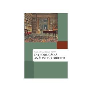 Livro - Introdução à Análise do Direito - Nino