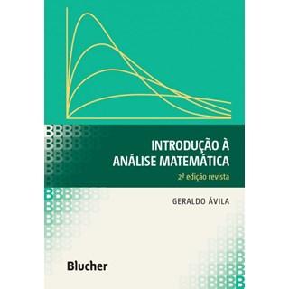 Livro - Introdução À Análise Matemática - Ávila