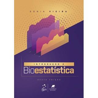 Livro Introdução à Bioestatística - Vieira - Guanabara