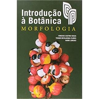 Livro Introdução à Botânica - Souza - Plantarum