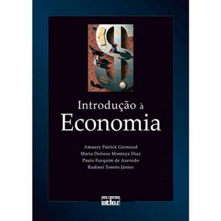 Livro - Introdução à Economia - Gremaud
