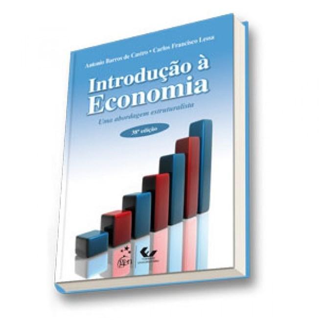 Livro - Introdução à Economia - Uma Abordagem Estruturalista - Castro