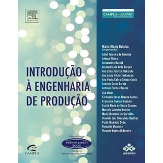 Livro - Introdução a Engenharia de Produção - Batalha