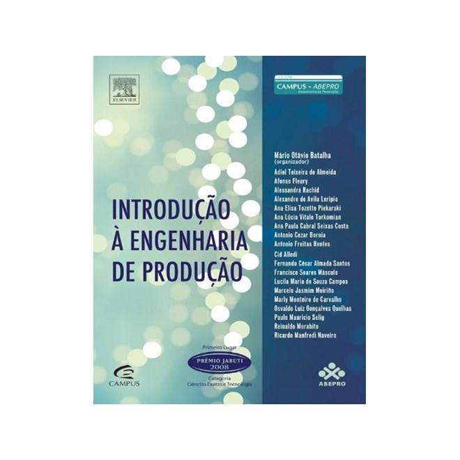 Livro - Introdução a Engenharia de Produção - Batalha - Livraria ... 2ade8f85e3