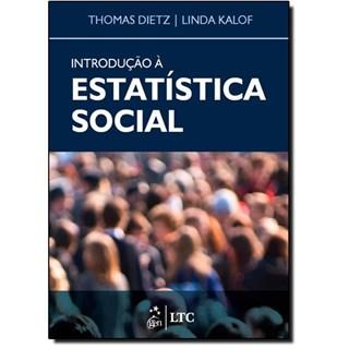 Livro - Introdução à Estatística Social - Dietz