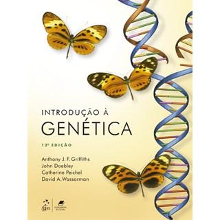 Livro - Introdução à Genética - Griffiths