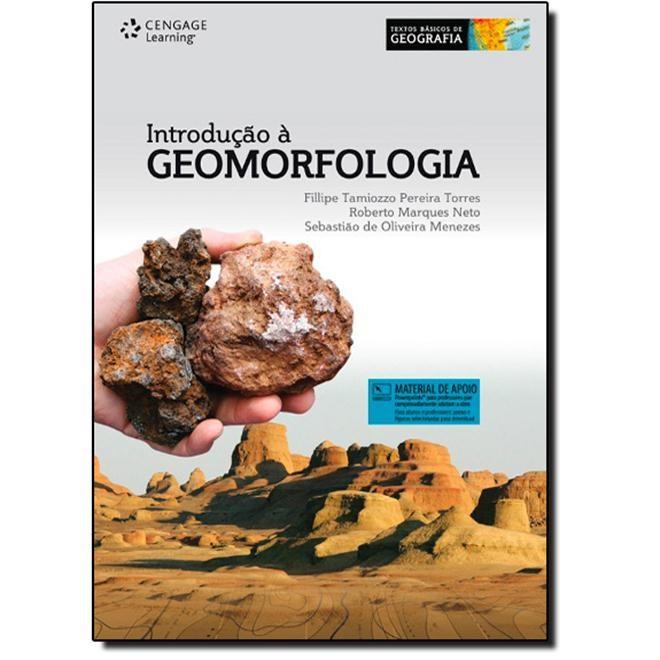 Livro - Introdução à Geomorfologia - Torres