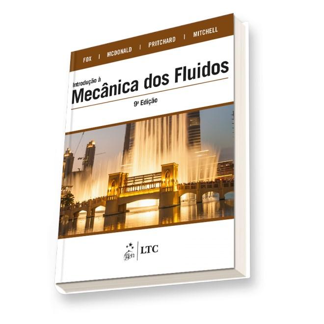 Livro - Introdução à Mecânica dos Fluidos - Fox