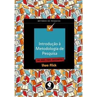 Livro - Introdução à Metodologia de Pesquisa - Flick