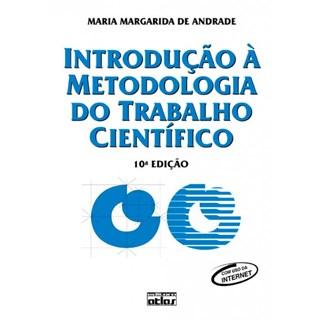 Livro - Introdução à Metodologia do Trabalho Científico - Andrade