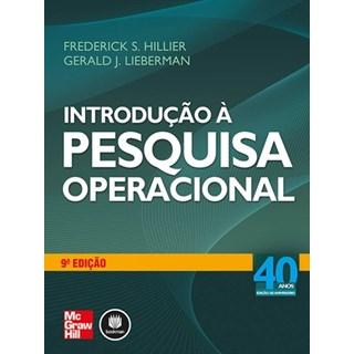 Livro - Introdução à Pesquisa Operacional - Hillier