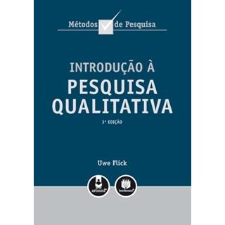 Livro - Introdução à Pesquisa Qualitativa - Flick
